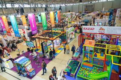 Amusement Rides and Entertainment Equipment RAAPA Expo. Autumn 2019