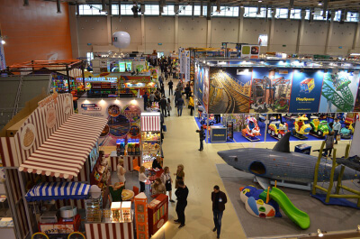 Amusement Rides and Entertainment Equipment RAAPA Expo 2020